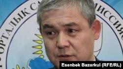 Оппозициялық саясаткер Уәлихан Қайсар.