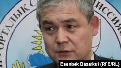 Саясаткер Уәлихан Қайсар. Астана 8 ақпан 2011 жыл.