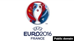 Официальное лого Евро-2016