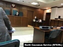 Допрос засекреченных свидетелей в Московском городском суде