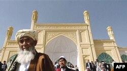 Афганские священнослужители-мусульмане. Иллюстративное фото.