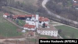 Манастирот Св. Прохор Пчињски каде што се одржа Второто заседание на АСНОМ на 2 август 1944 година.