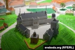 Стары замак і Ніжняя царква