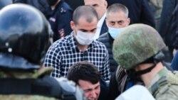 Владикавказ: митинг отрицателей коронавируса разогнал ОМОН