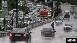 احتمال طغیان رودخانهها در استان البرز نیز وجود دارد