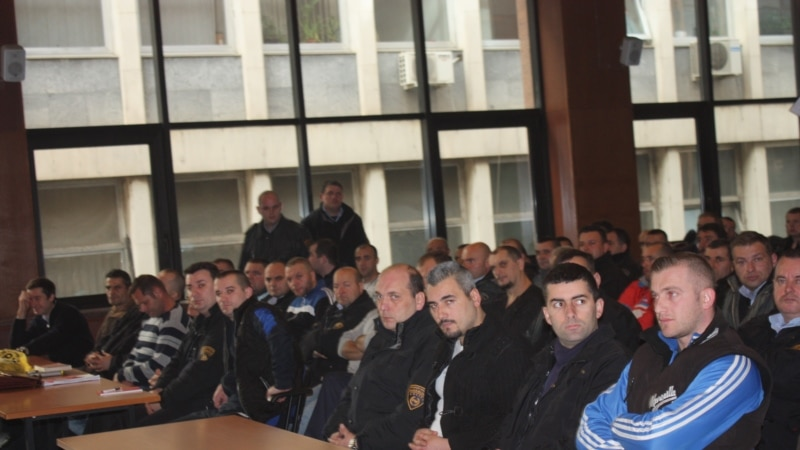 На судењето за  Дива населба  сведочеше командант Соколи