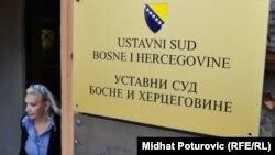 Ustavni sud BiH ocijenio je da treba mijenjati dosadašnji način izbora delegata u Dom naroda Parlamenta FBiH.