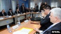 Odbor za odbranu i bezbjednost Foto: Savo Prelević