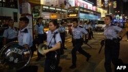 Çin polisi