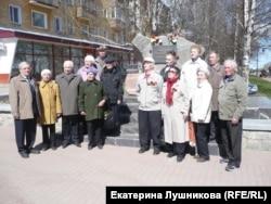 Мемориал жертвам репрессий в Кирове