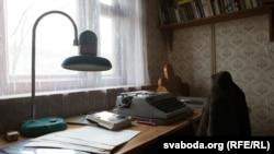 Музэй-лецішча Васіля Быкава ў Ждановічах