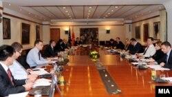 Седница на Економски совет на Влада.