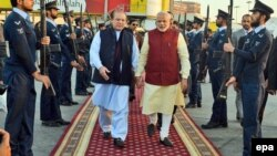 Nawaz Sharif və Narendra Modi