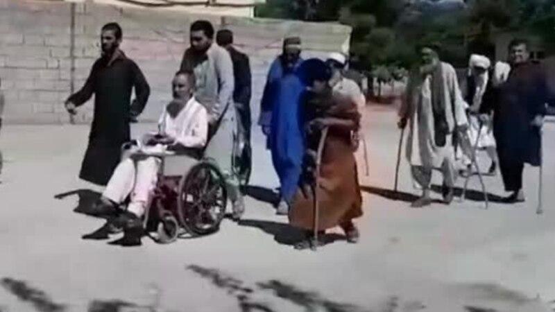 د بشر حقون کمېسیون: د افغانستان ۱۳ سلنه خلک معلول دي چې ښه وضعیت کې نه دي