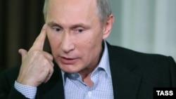 Владимир Путин Владивостоктогу иш сапары учурунда, ноябрь, 2014