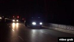 У Таджикистані подача електрики припинилася у всіх будинках, згасло вуличне освітлення та світлофори на дорогах, 28 жовтня 2016 року