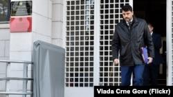 Ambasador Srbije u Podgorici Vladimir Božović