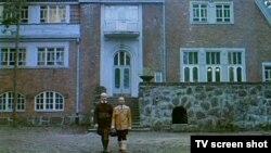 """Кадр из фильм """"Шерлок Холмс и доктор Ватсон. Двадцатый век начинается"""""""