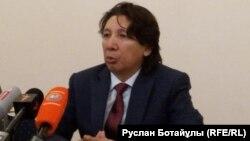 Жақсылық Жарымбетов, БТА Банктің басқарма төрағасының бұрынғы орынбасары.