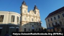 Місце проведення Патріаршого Собору УГКЦ – собор Воскресіння Христового в Івано-Франківську