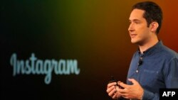 Instagram-ի գործադիր տնօրեն և համահիմնադիր Քևին Սիսթրոմ, արխիվ