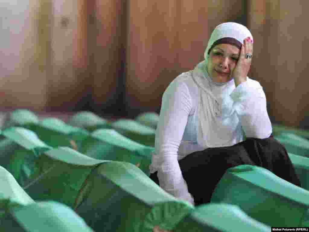 Srebrenica, 11.07.2011. Foto: RSE / Midhat Poturović