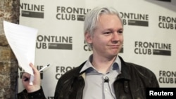 Ecuador has given Julian Assange political asylum.