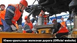 Строительство железной дороги в Челябинской области