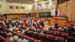 Новый парламент - старые руководители | Крымский вечер