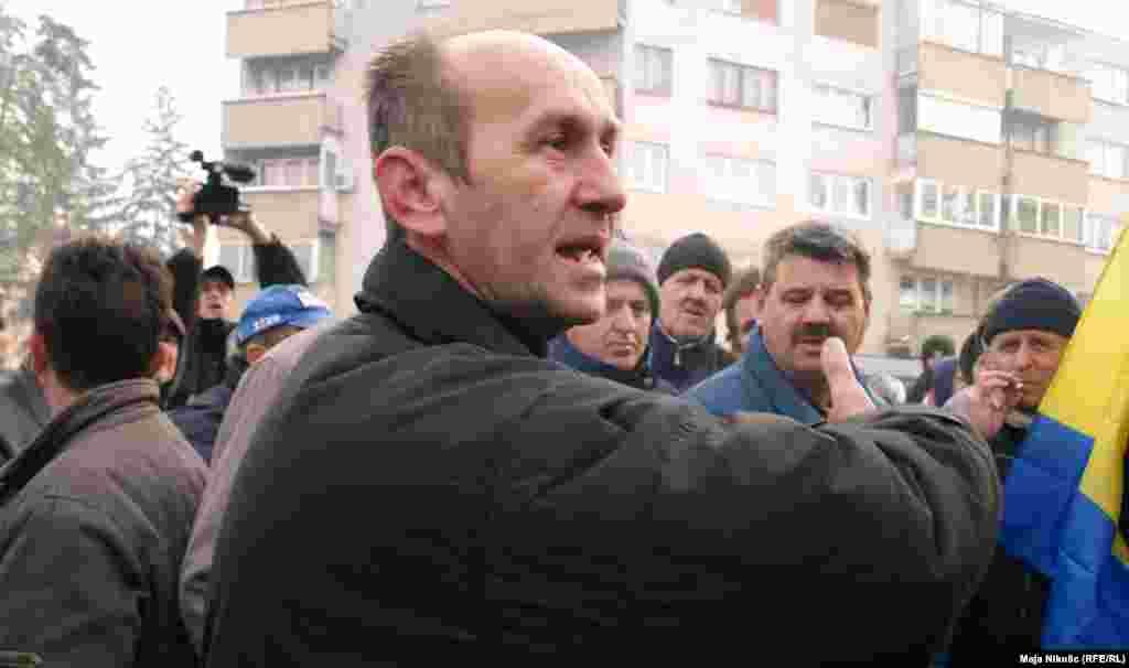 Radnik Mevludin Trakić