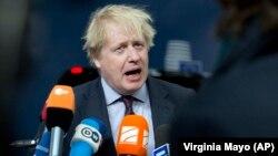 Міністр закордонних справ Британії Борис Джонсон