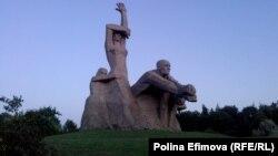 Мемориал в Змиевской балке, Ростов-на-Дону