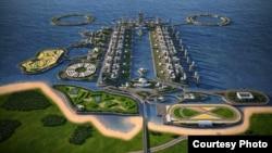 Azerbaijan-Khazar Islands Project