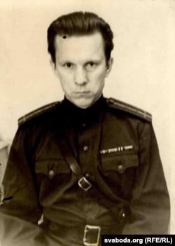 Васіль Быкаў, 1955 год
