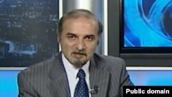 Armenia -- RFE/RL journalist Armen Dilanian.