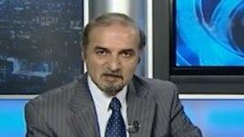 Armenia -- Armen Dilanian, RFE/RL journalist, undated