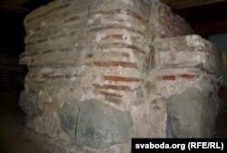 Старажытныя падмуркі полацкага Сафійскага сабору