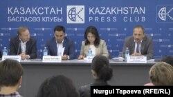 Пресс-конференция производителей кондитерских изделий и напитков. Алматы, 24 октября 2017 года.