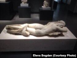 Спящий гермафродит, Национальный римский музей