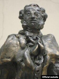 Статуя Пушкина, которая не понравилась пражанам