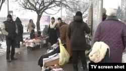 Veliki broj građana u BiH preživljava baveći se uličnom prodajom.