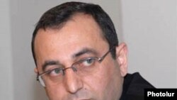 Член парламентской фракции партии АРФ «Дашнакцутюн» Арцвик Минасян (архив)