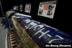 Raketë për të cilën SHBA pretendon se është përdorur nga rebelët huthi mirëpo është prodhuar në Iran