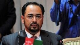 Peace envoy Salahuddin Rabbani