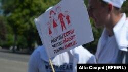 La Festivalul Familiei organizat de Partidul Socialiștilor, la Chişinău