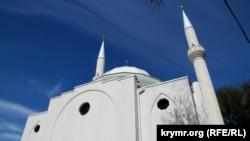 Мечеть в Белогорске, апрель 2015 года
