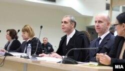 """Арихвска фотографија- Бојан Јовановски - Боки 13 во суд за случајот """"Рекет"""""""