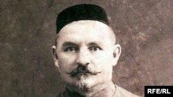 Мәхмүд Баишев. Узган гасырның 20-нче елларында Сәмәркандта төшерелгән фото