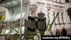 Рэпліка бюста Івана Луцкевіча, зробленага Рафалам Яхімовічам