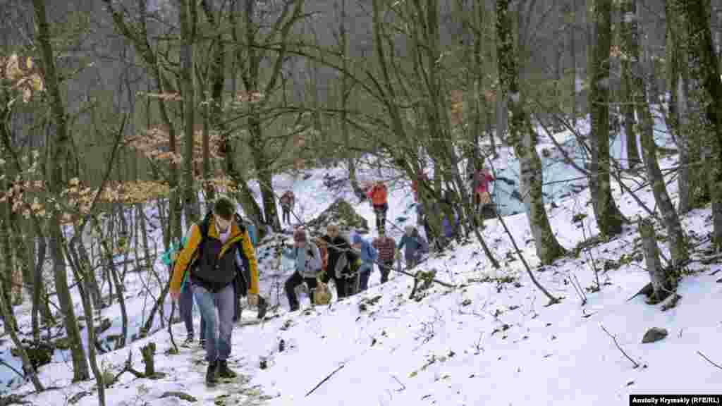 Полноценная зима на Мухульдурском перевале
